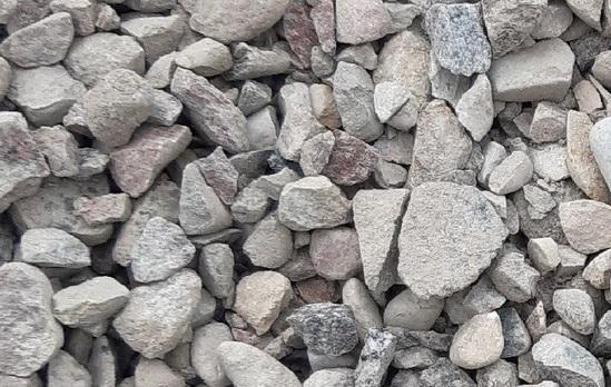 щебень гравийный 0-40 мм