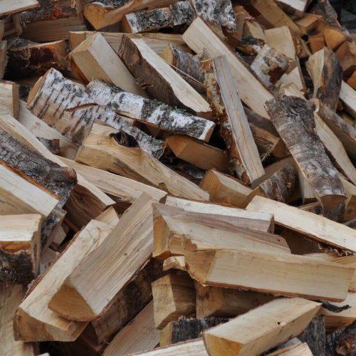 Дрова твердых пород   (дуб, ясень, граб, береза, ольха, клен)